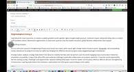 OSU Drupal 7 - CKEditor Tools 03 - Applying Heading and Paragraph Styles