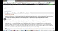 OSU Drupal 7 - CKEditor Tools 03 - Applying Heading and Paragraph Styles
