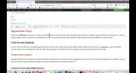 OSU Drupal 7 - CKEditor Tools 04 - Applying Text Formats