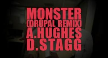 """Monster (Drupal Remix feat. A.Hughes and D.Stagg)"""