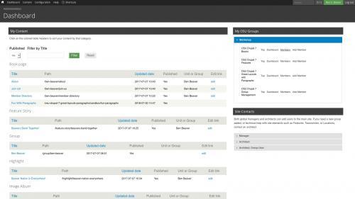 D7 - OG - Manage Group - Remove User - Navigate to Member List