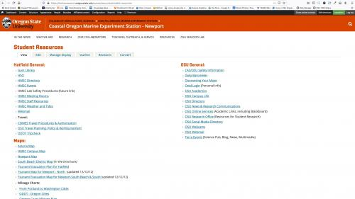 Monsido - Fix Links - Go to URL