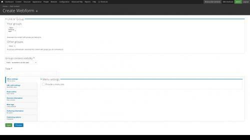 Entities - Node Entity - Webform - Submission Form