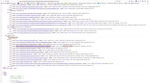 Monsido - Fix Links - Do a Screen Search for URL
