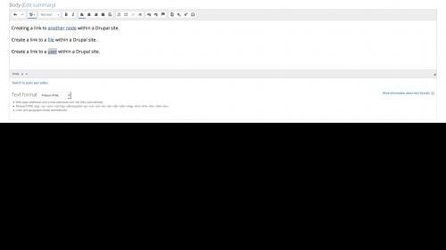 Linkit - Internal Link - User Link - User Link Created