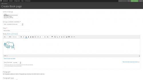 D7 Text Editor - OSU CKEditor Plugins - Icon Picker - OSU Icon Added